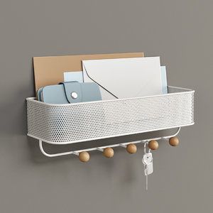 3D estiques organizer model