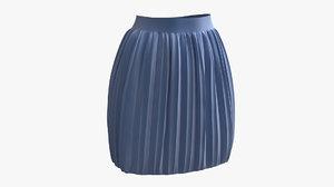 skirt 007 3D model