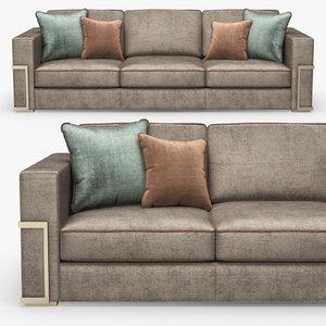 3D frato - pablo sofa