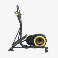 cross trainer 3D