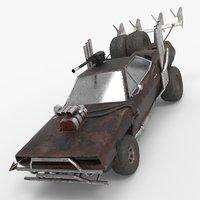 fury road mad model