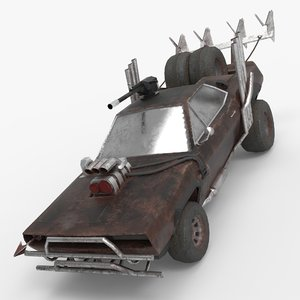 fury road mad model