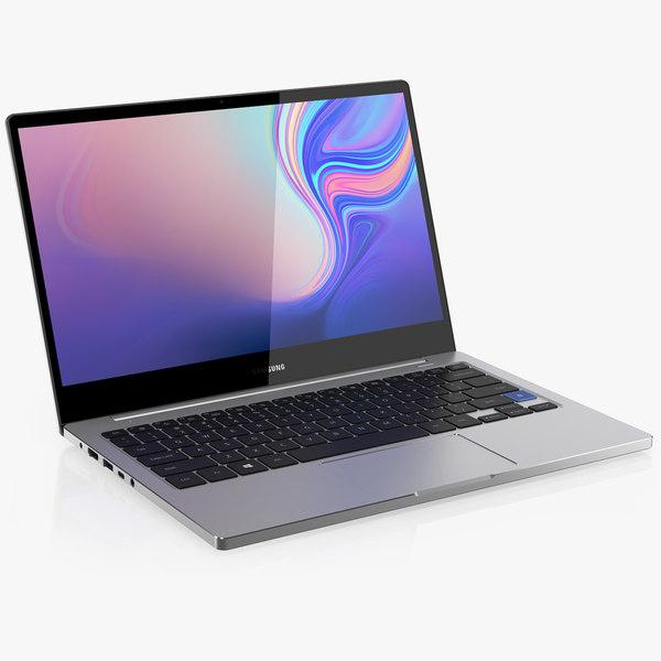 samsung notebook 7 2019 3D model