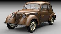 Renault Juvaquatre AEB2 1947