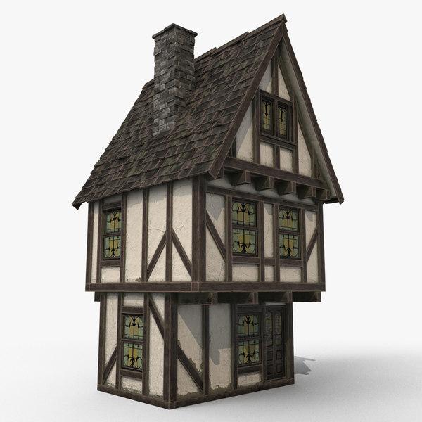 fantasy house model