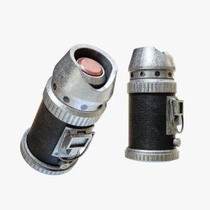 ready swb grenade 3D