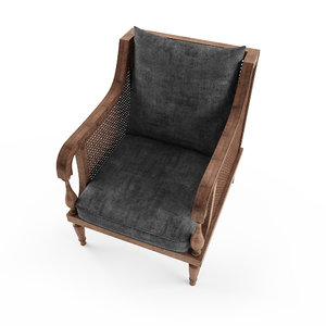 chair couch sofa 3D model