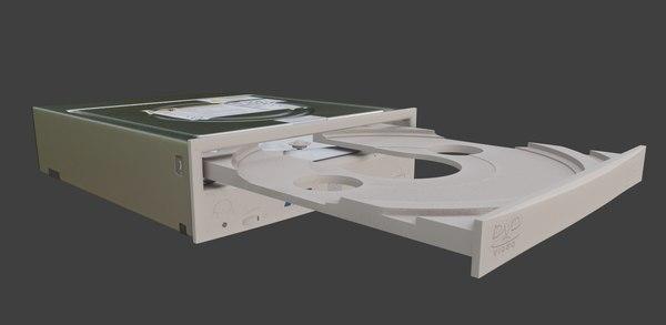 dvd computer rom 3D