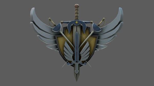 3D symbol v01