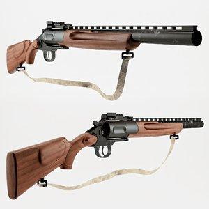 3D model mts255 255 revolving hunting