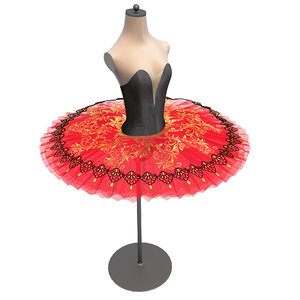 tutu ballet don quixote 3D