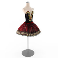 "tutu for the ballet ""Paqita"