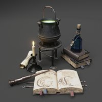 Wizard Items