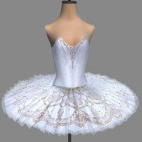"tutu for the ballet ""Nutcracker"