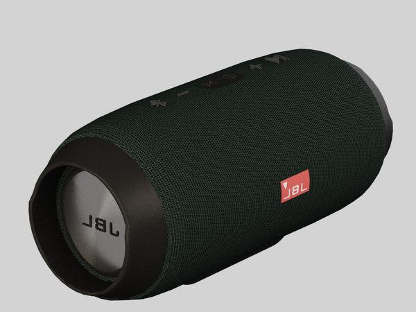 3D jbl model