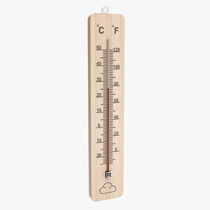 thermometer pbr degrees model