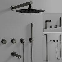 lusso shower 3D