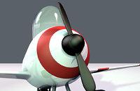 Airplane toy - Avion de juguete