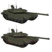 3D t-90 ms green