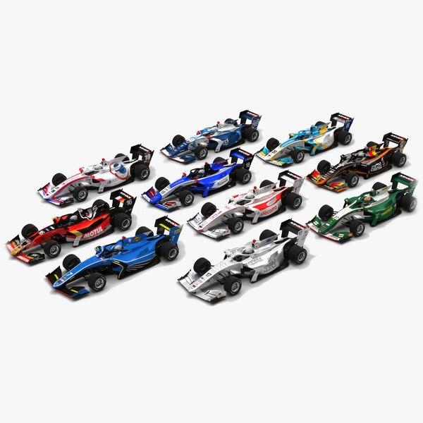 super formula season 2019 model
