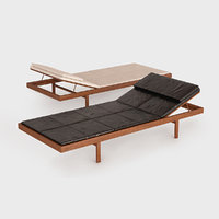 3D bench cb-41 daybed model