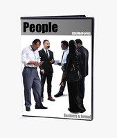 Business/Formal Arabian Middle-East People Cutouts