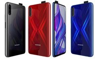 Honor 9X All Colors