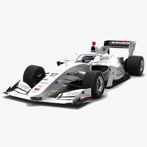real racing 17 super 3D model