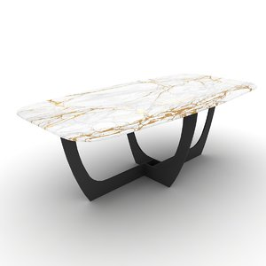 3D romeo baxter table