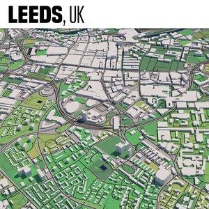 city leeds model