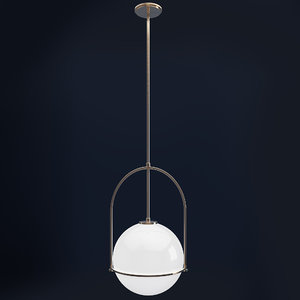 somerset pendant lighting 3D