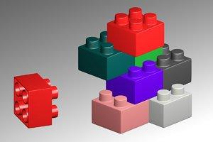 lego toy model