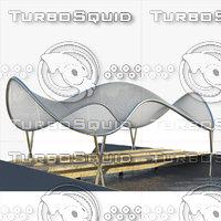 3D bridge snail