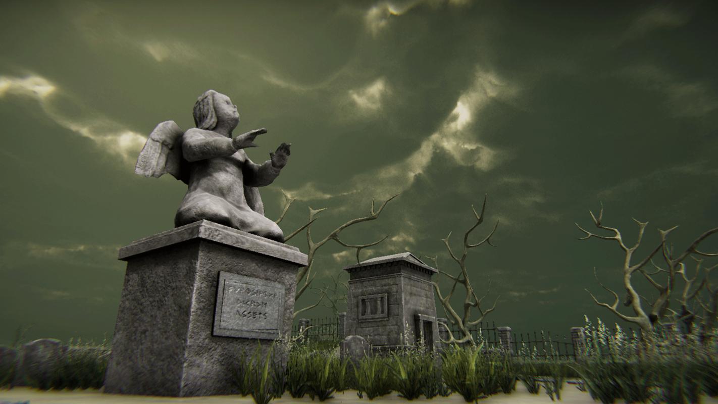 3D medivel cemetery pack - model
