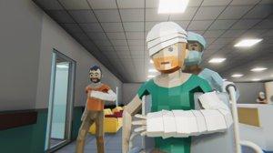 project - world hospital model
