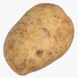 potato 05 ready games 3D model