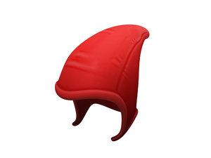 3D gnome hat