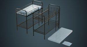bunk bed 3a model