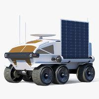 Moon Rover Concept