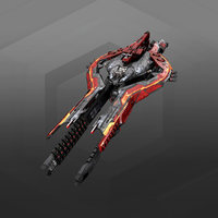 3D model commandership