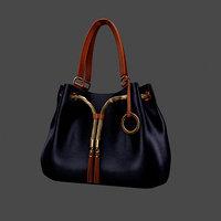 3D bag black