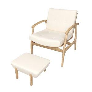 chair armchair model