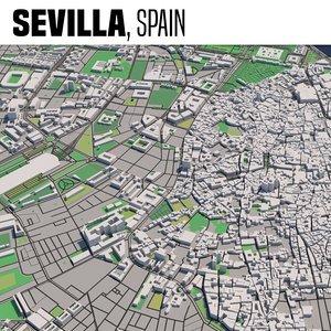 city seville model