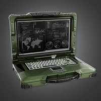 Military Field Computer - MLT - PBR Game Ready