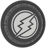 3D electroneum coin