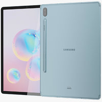 Samsung Galaxy Tab S6 with S Pen Cloud Blue