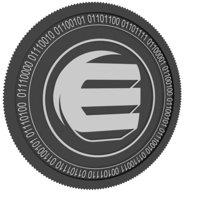 3D enjin coin