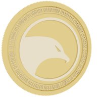 3D insight gold coin