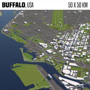 3D world buildings houses