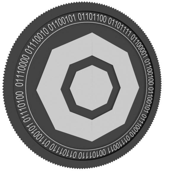 komodo black coin model
